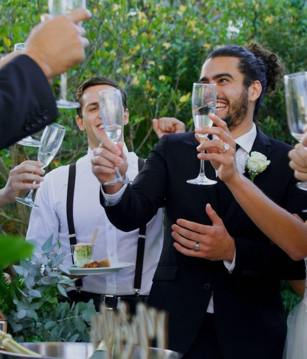 wedding bartenders